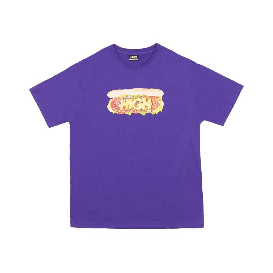 Camiseta HIGH Tee Sandwich Purple