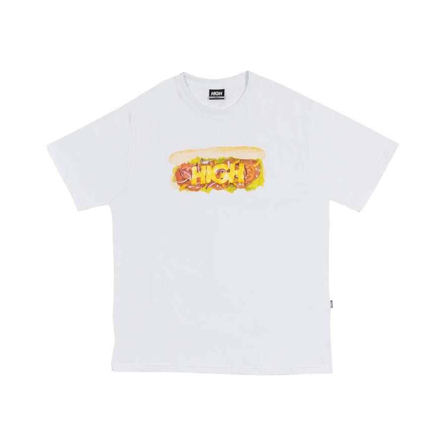 Camiseta HIGH Tee Sandwich White