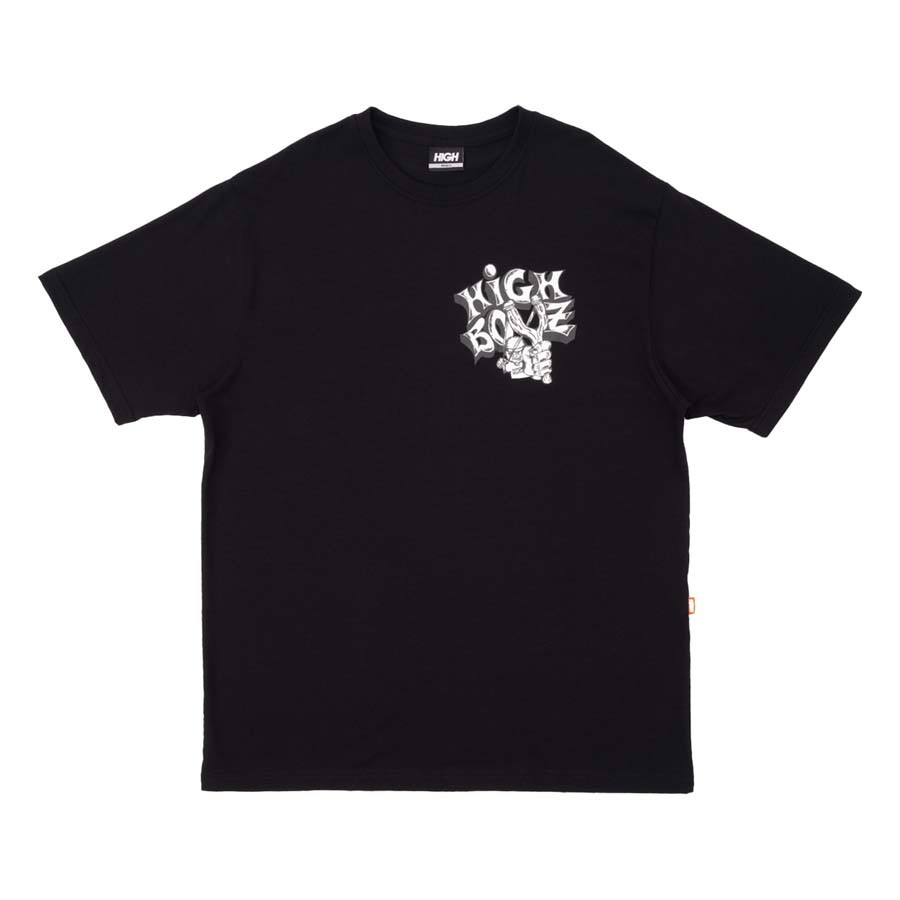 Camiseta High Tee Slingshot Black