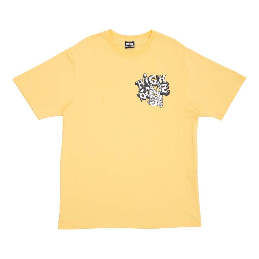 Camiseta High Tee Slingshot Yellow