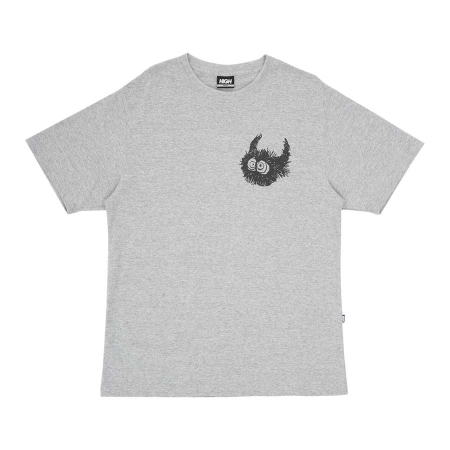 Camiseta High Tee Spike Heater Grey