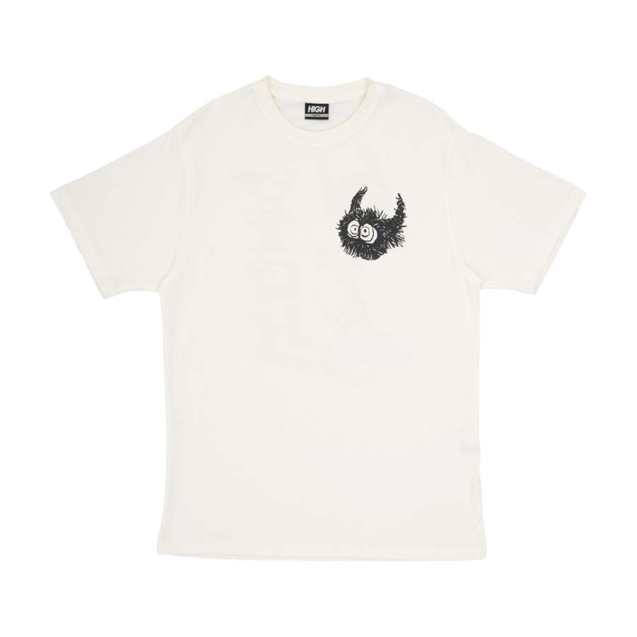 Camiseta High Tee Spike White