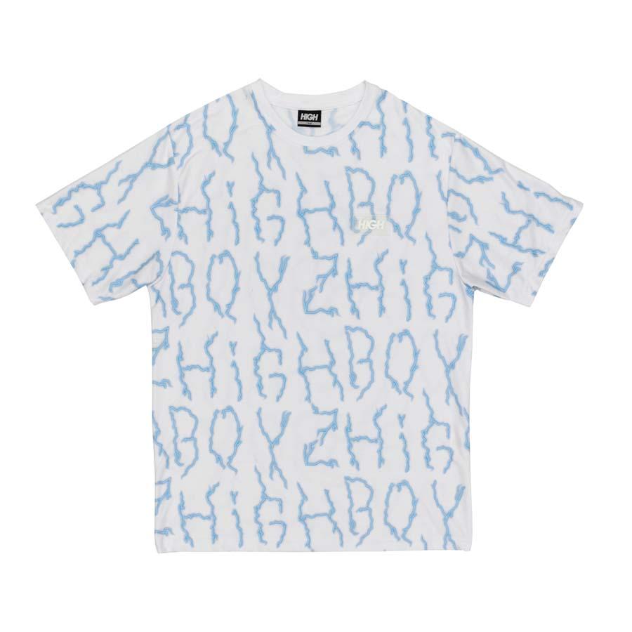 Camiseta High Tee Storm White