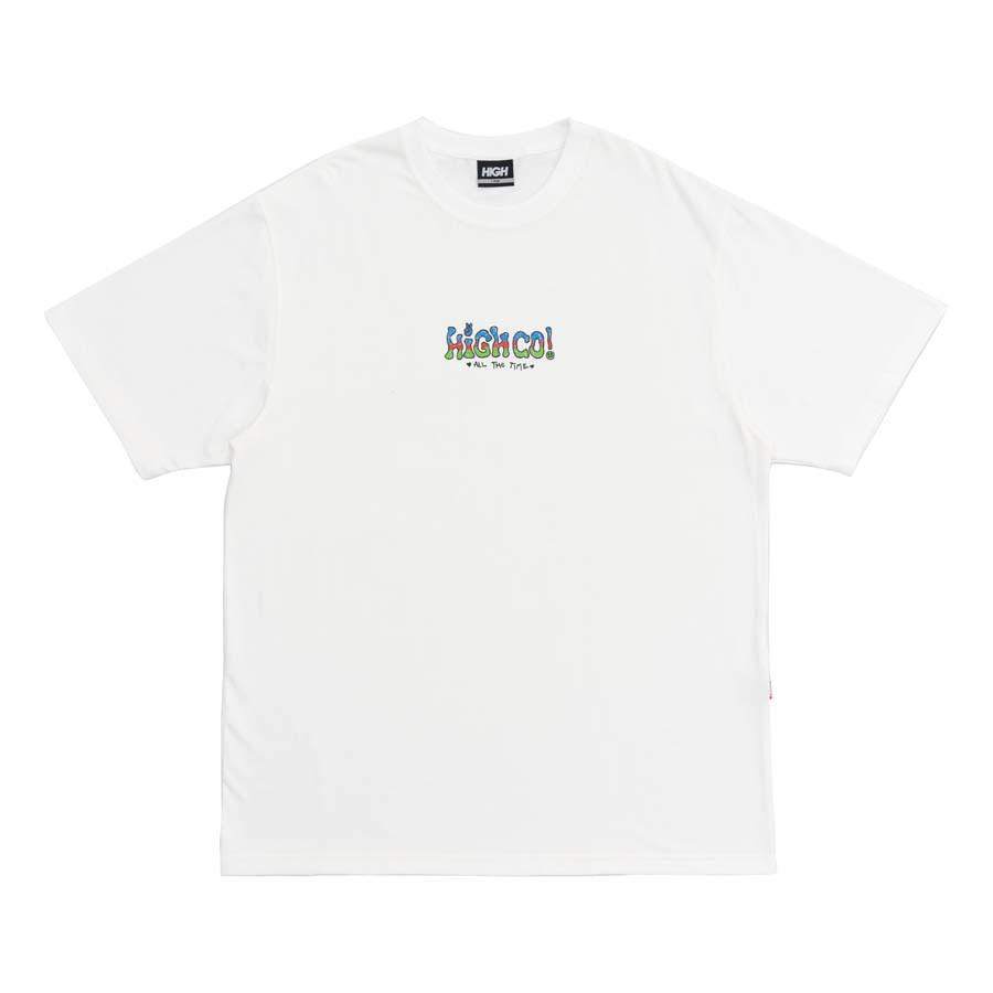 Camiseta High Tee Times White