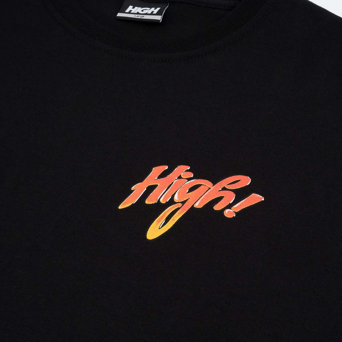 Camiseta High Tee Trip Black