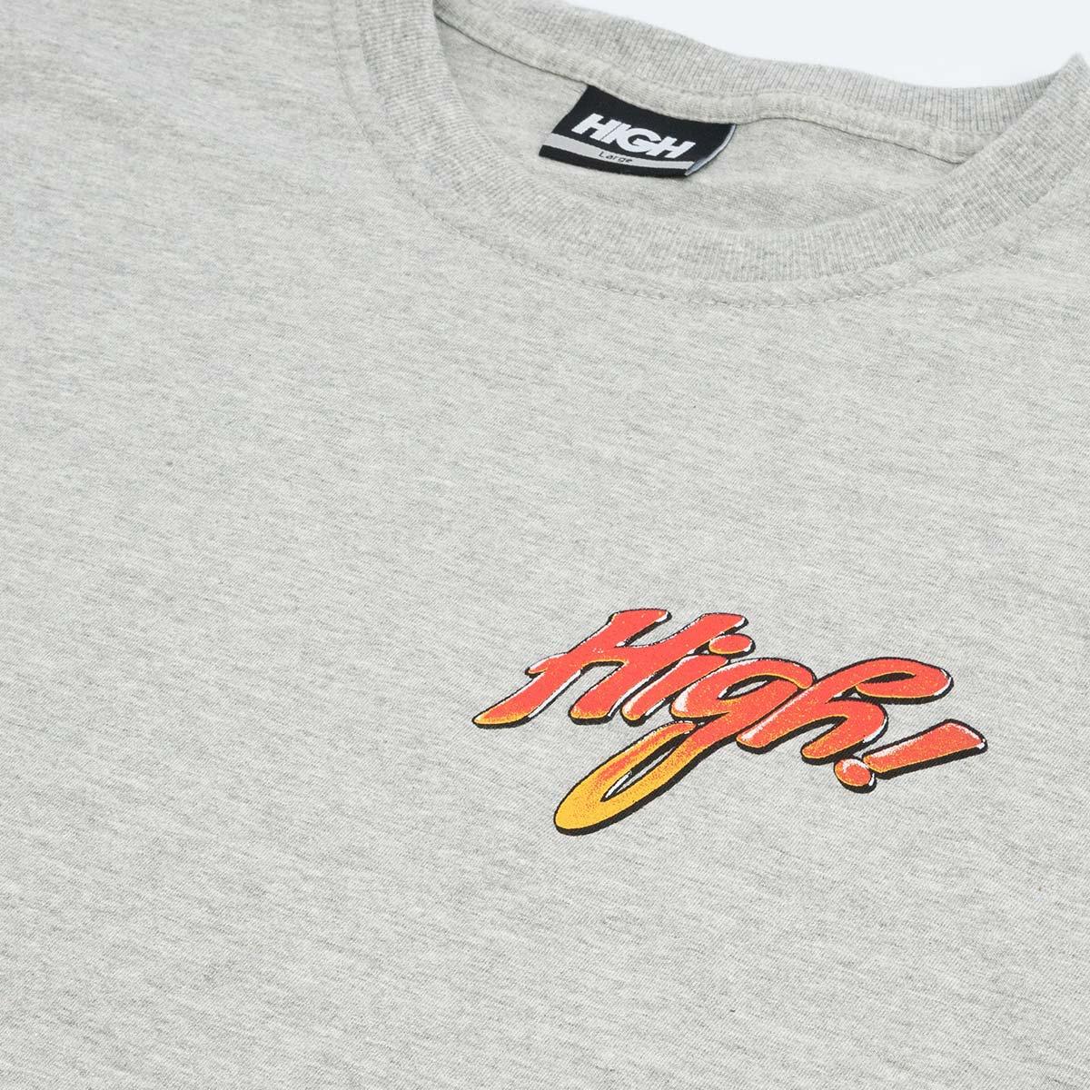 Camiseta High Tee Trip Grey