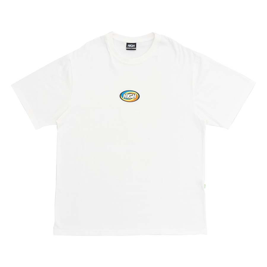Camiseta High Tee Twist White