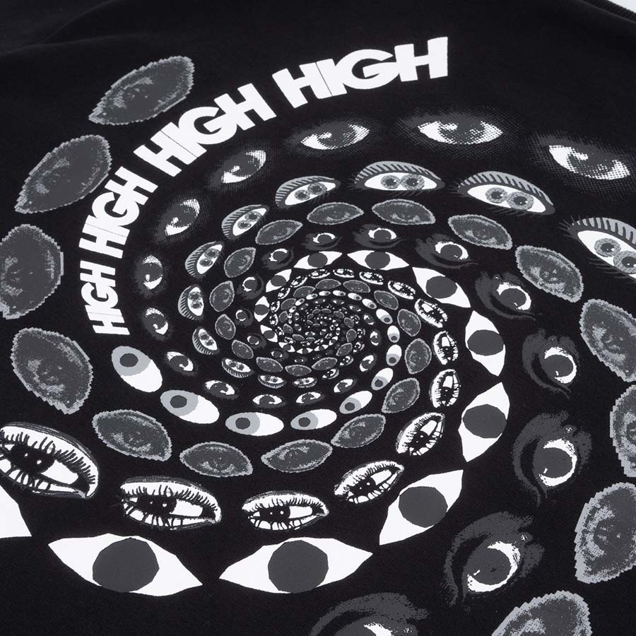 Camiseta High Tee Vision Black