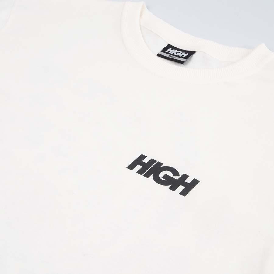 Camiseta High Tee Vision White