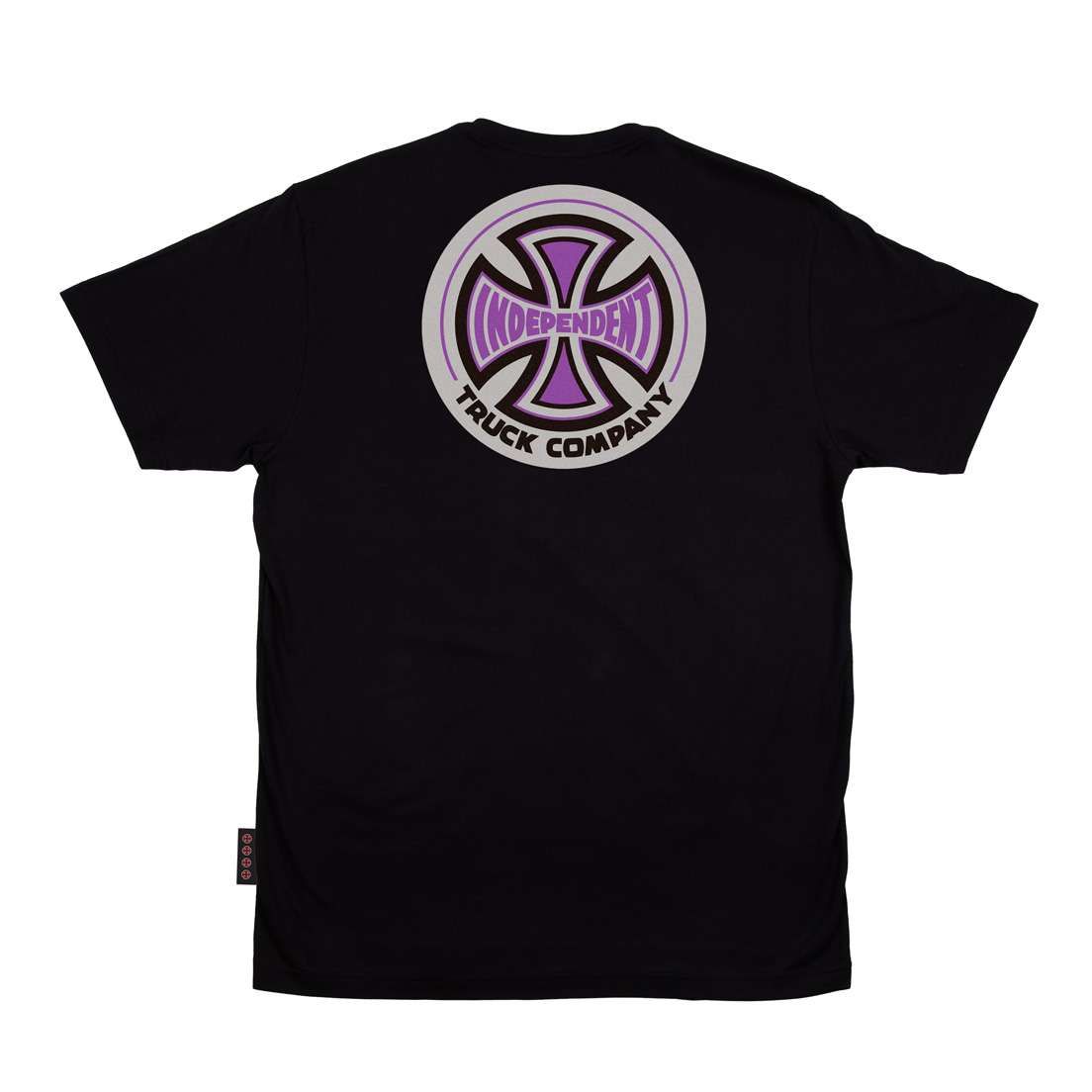 Camiseta Independent 78' Cross Black