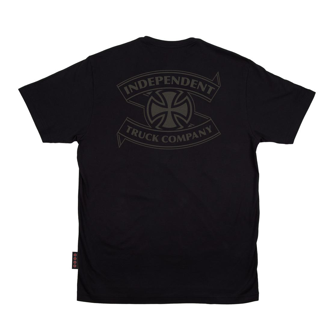Camiseta Independent ITC Ribbon Black