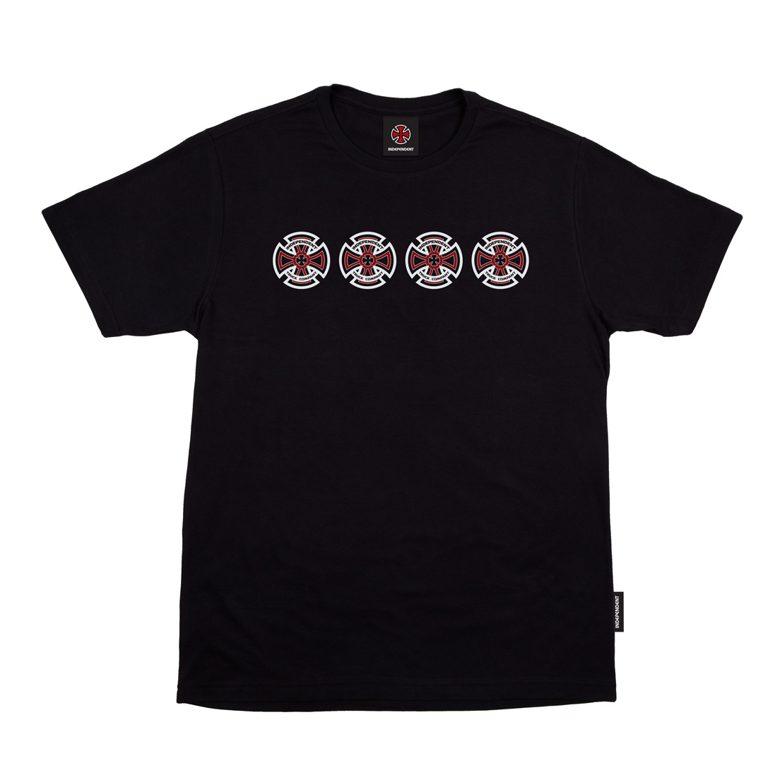 Camiseta Independent Valiant Black