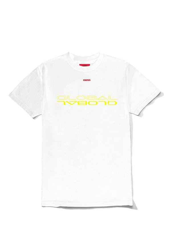 Camiseta Mess Paradigma Branca