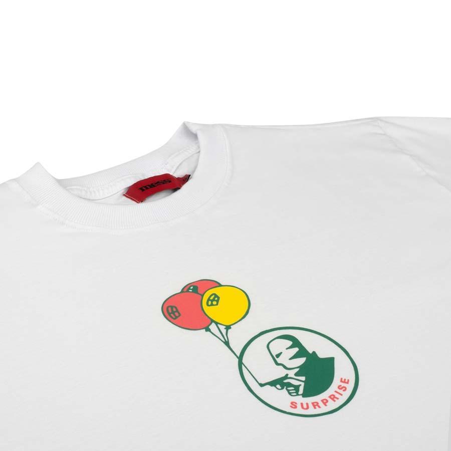 Camiseta Mess Surprise Branca