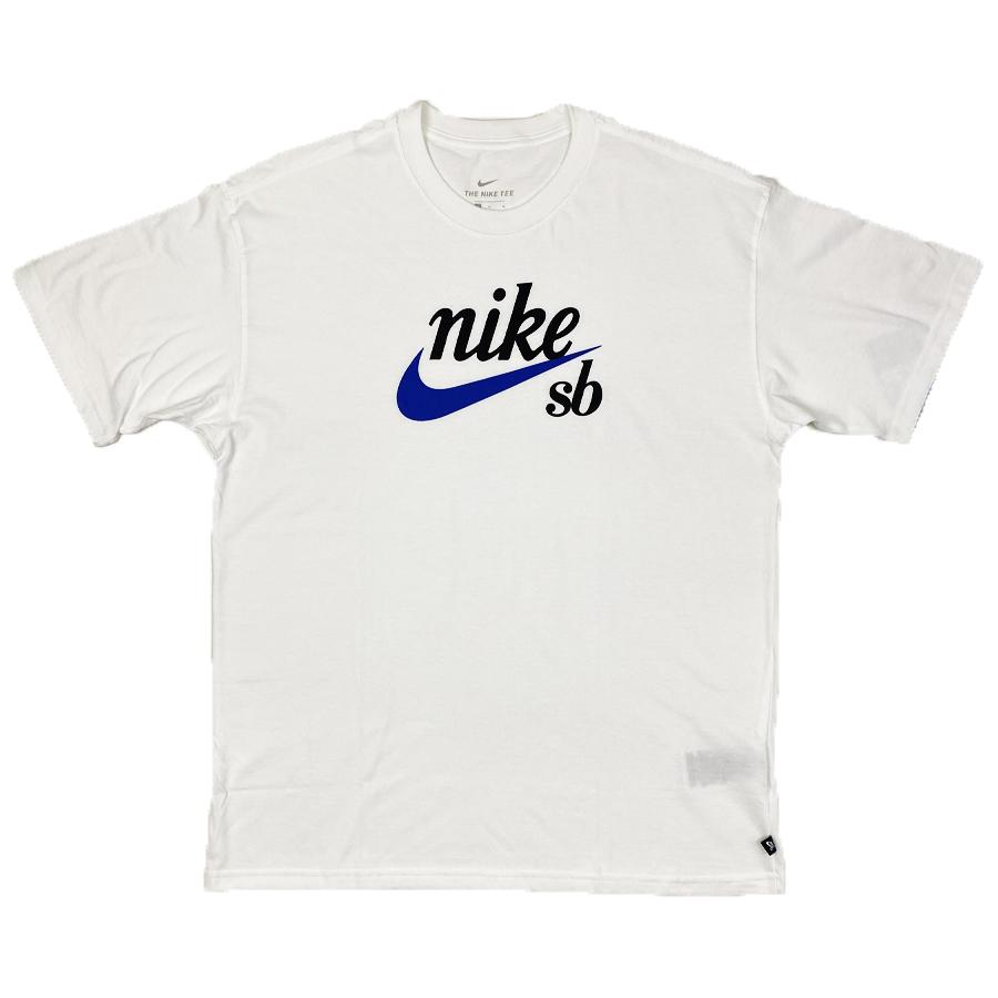 Camiseta Nike SB Branca