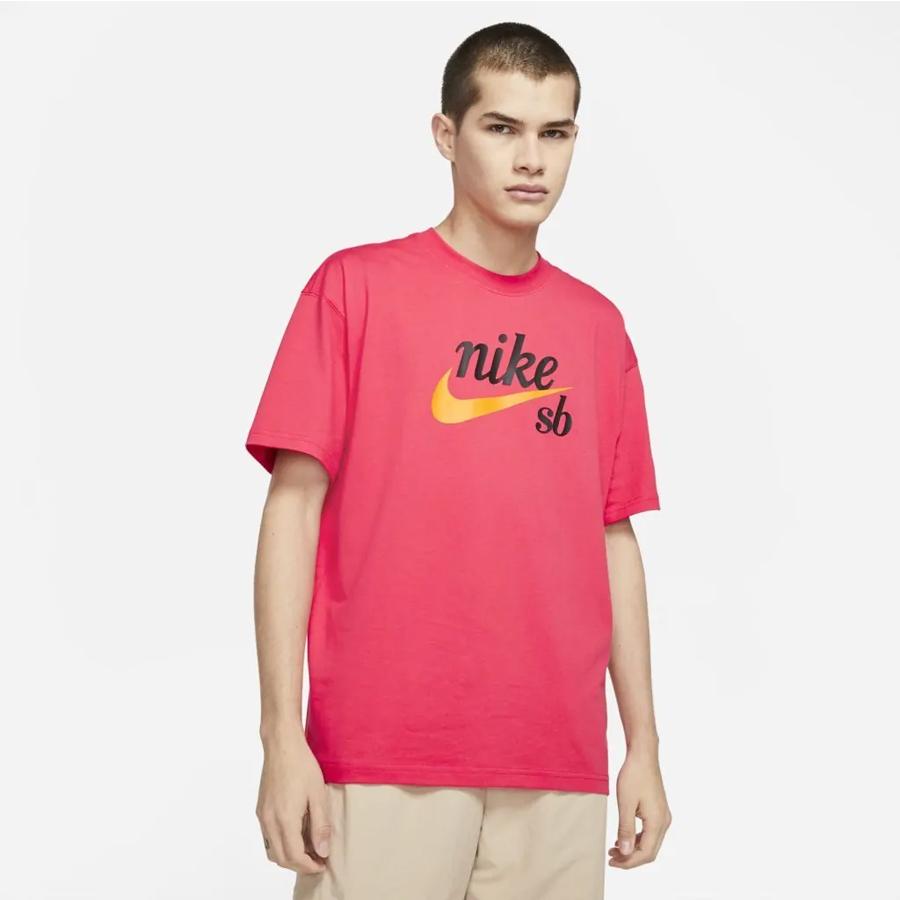 Camiseta Nike SB Pink