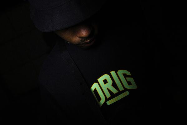 Camiseta Orig Sport Club Black