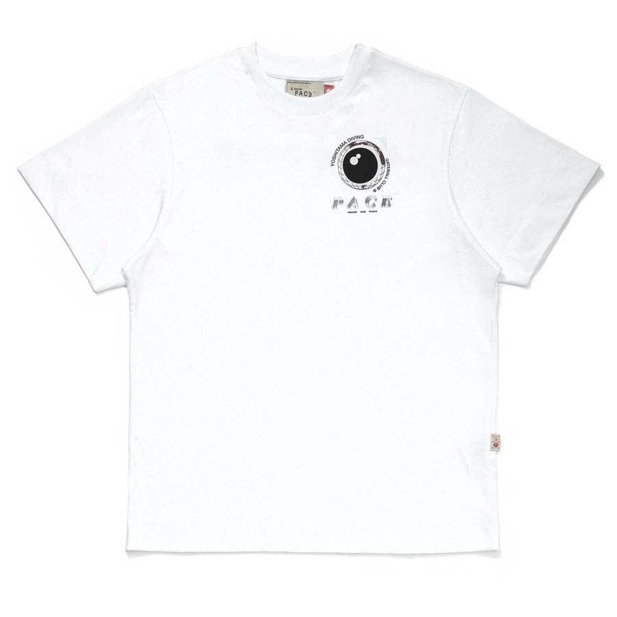 Camiseta Pace Globe Off White