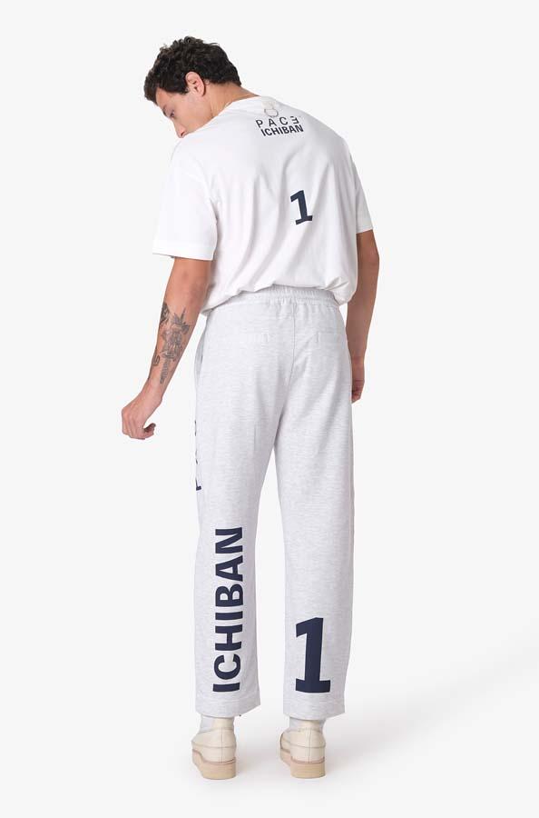 Camiseta Pace Ichiban Leste Off White