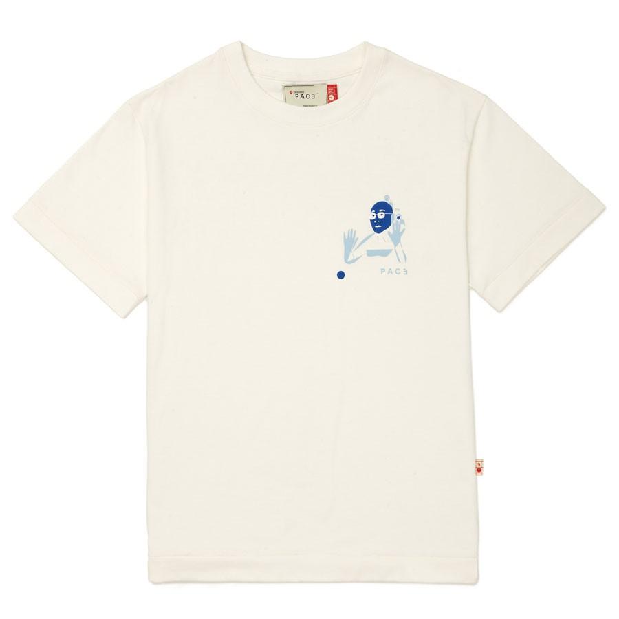 Camiseta Pace Omedetou T-shirt Off White
