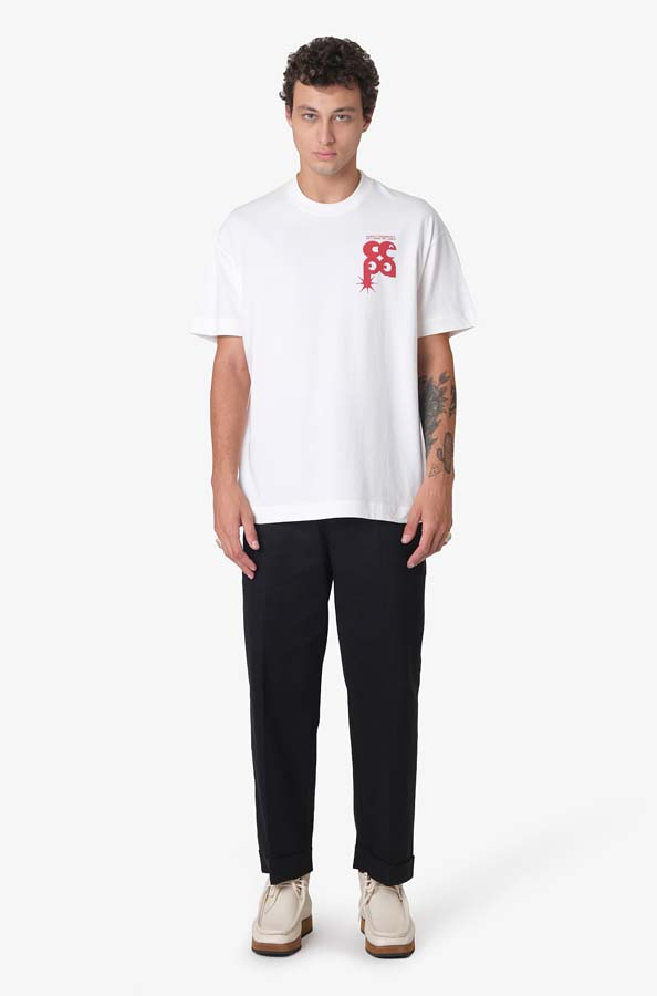Camiseta Pace PLAYers Off White