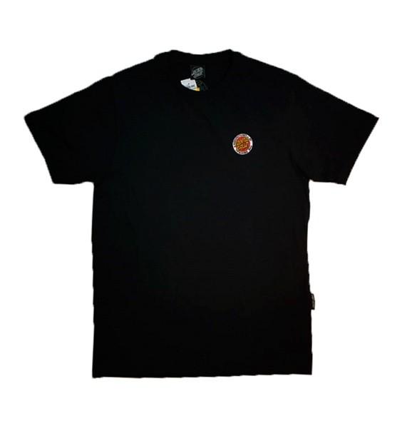 Camiseta Santa Cruz MFG Dot 2 Black