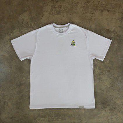 Camiseta Sigilo Mantenha o Sigilo Zé Branco
