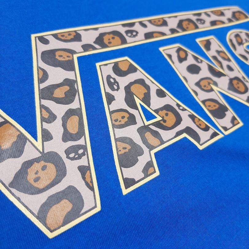 Camiseta Vans Pounce Victoria Blue