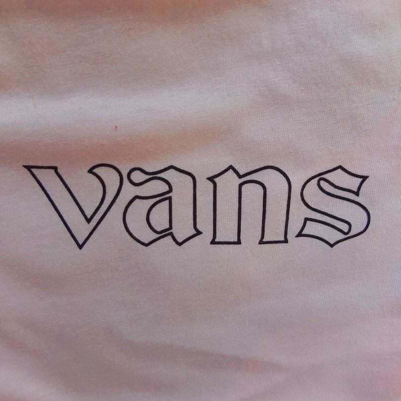 Camiseta Vans Sixty Sixers SS Cool Pink
