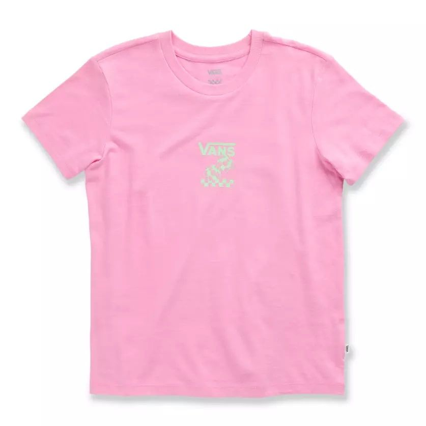 Camiseta Vans WM Spinnie Fuchsia Pink