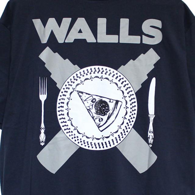 Camiseta Walls Big Back Avarizia Navy