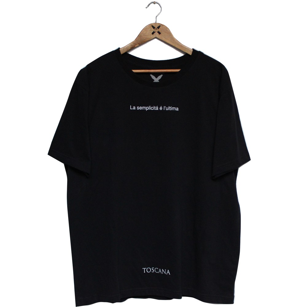 Camiseta Walls Big Back Gucci Preto