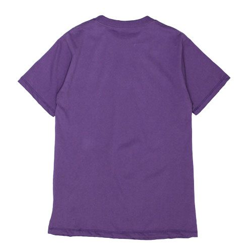 Camiseta WALLS Box Logo OG Purple