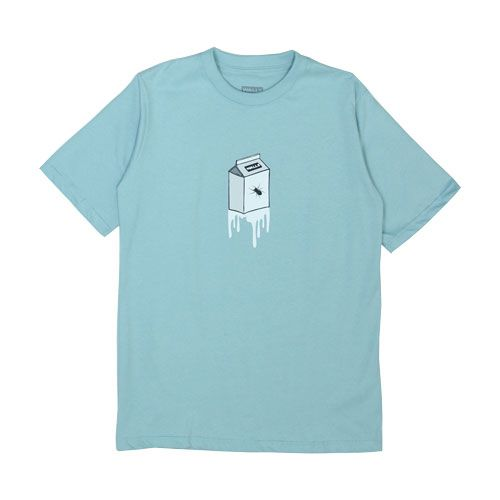 Camiseta WALLS x Stay High Crew Tiffany Blue
