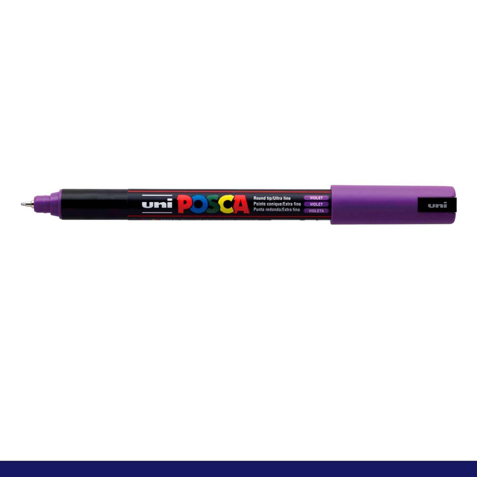 Caneta Posca PC 1MR Violeta