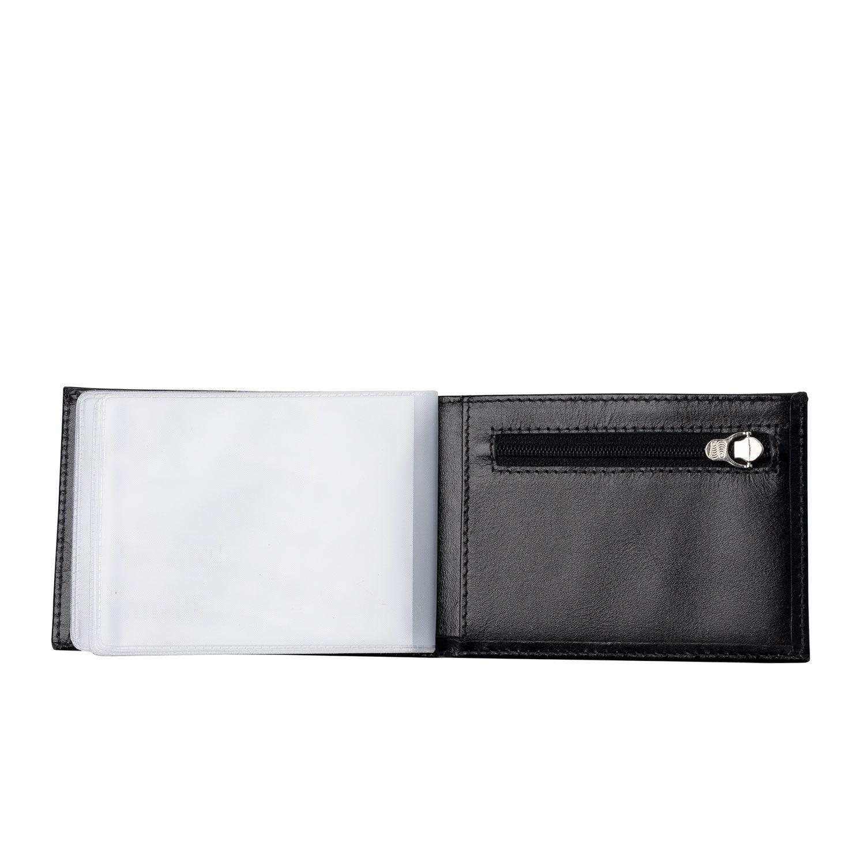 Carteira High Wallet Logo Black