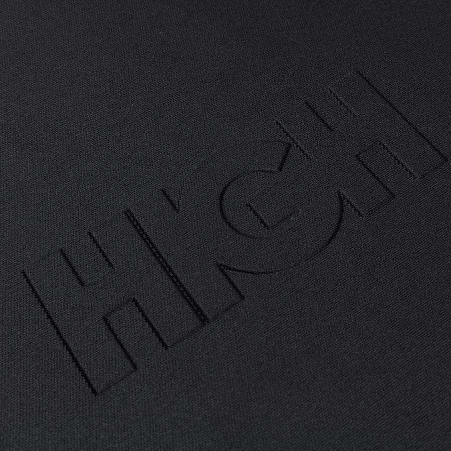 Case High Notebook Embossed Case
