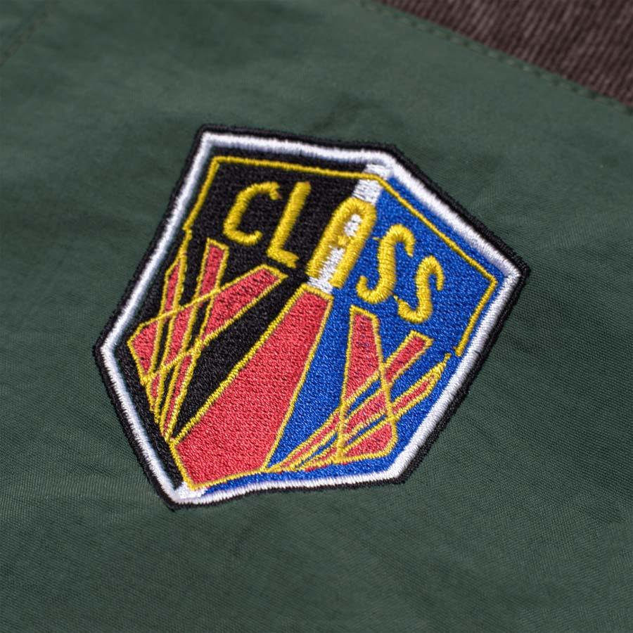 Class Jersey Supercar Green