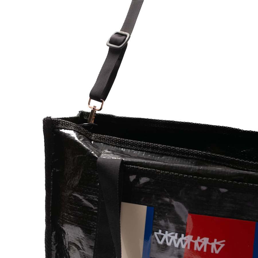 Class Tote Bag OSCURURU Black
