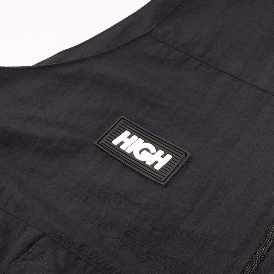 Colete High Kangaroo Vest Black