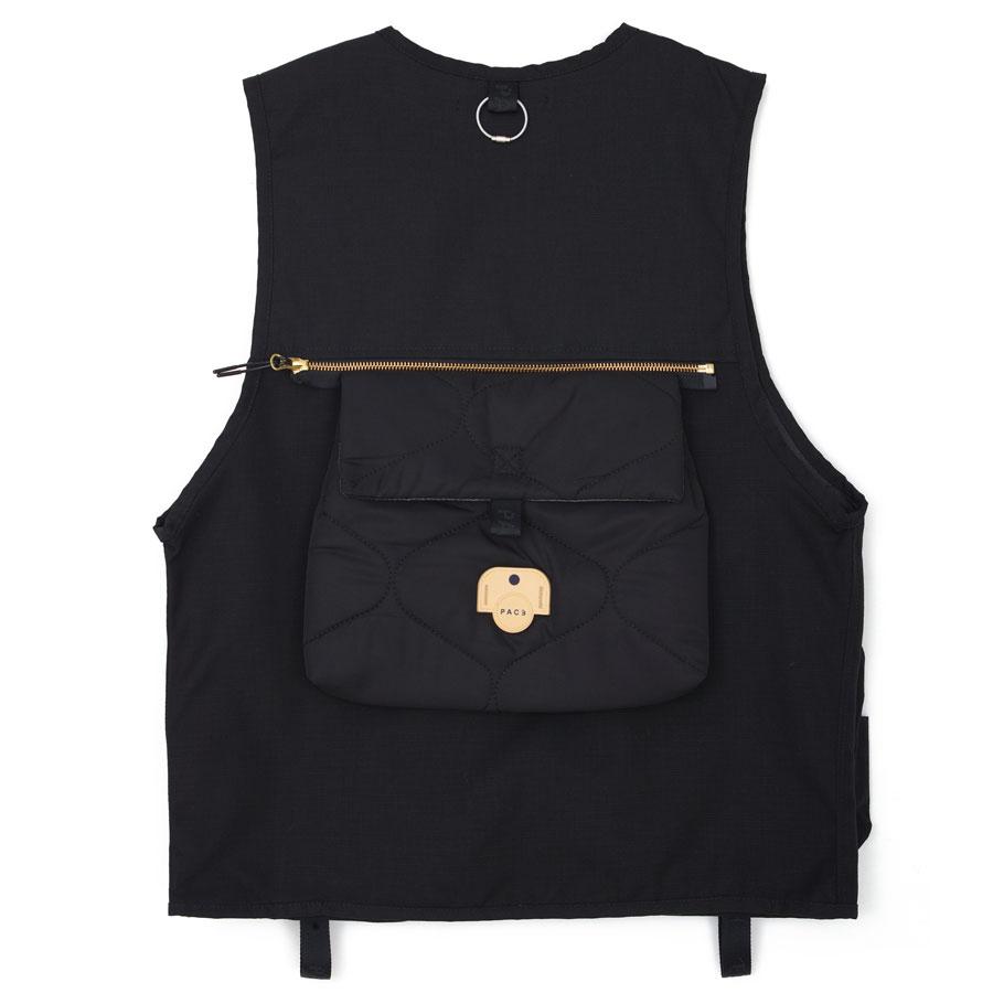 Colete Pace Army Vest 2E Black