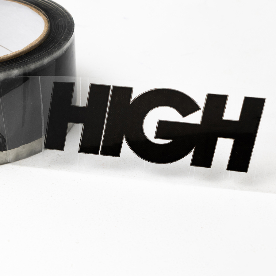 Fita Adesiva High Logo Tape
