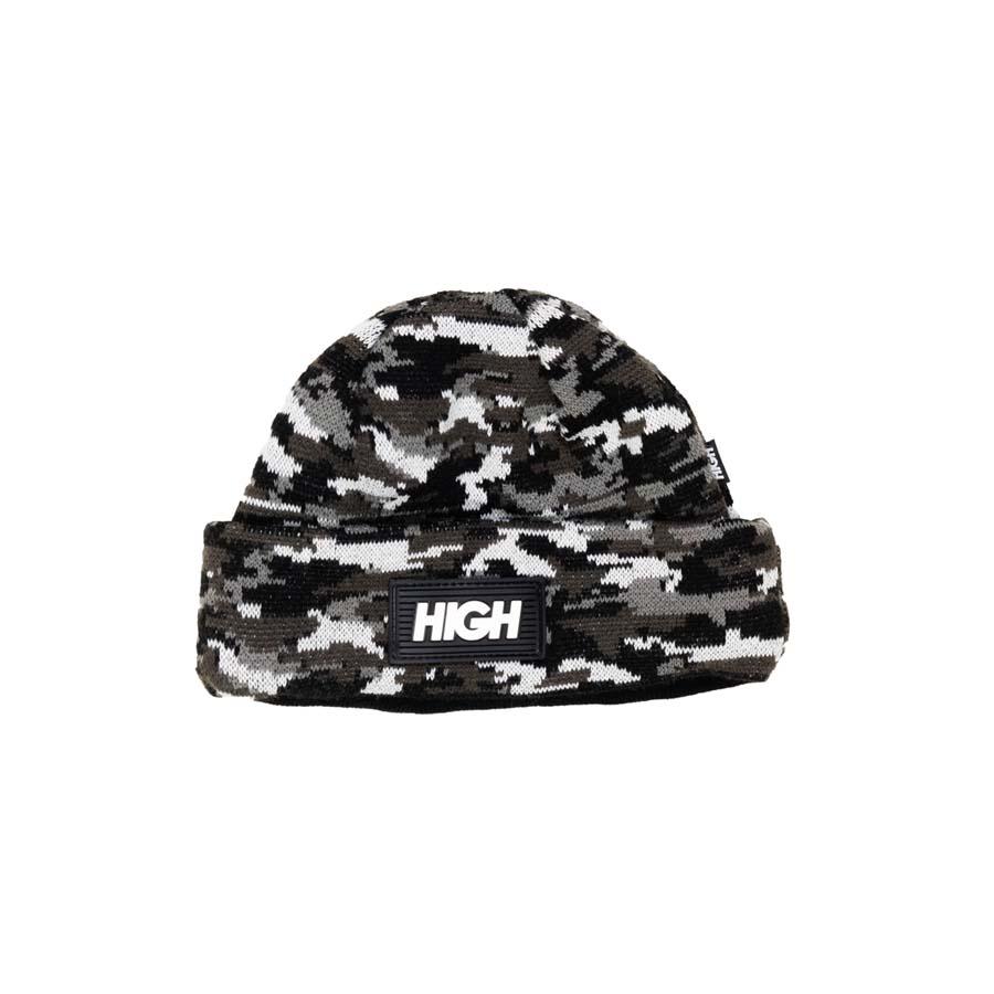 Gorro High Beanie Digital Black