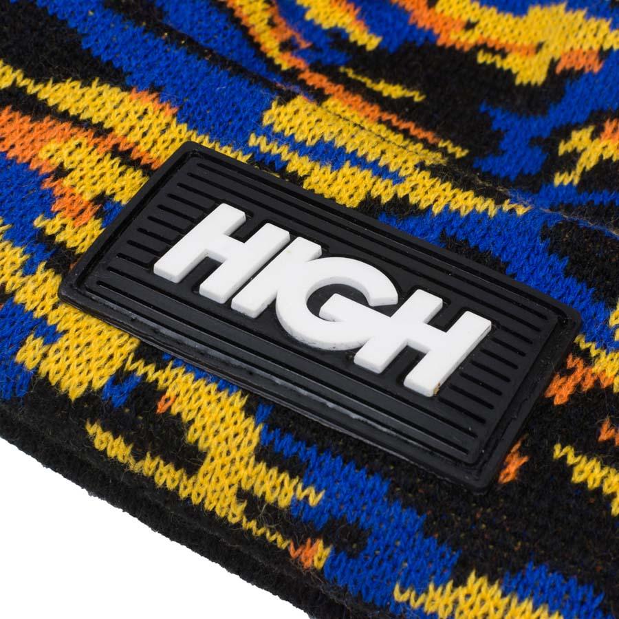 Gorro High Beanie Digital Orange