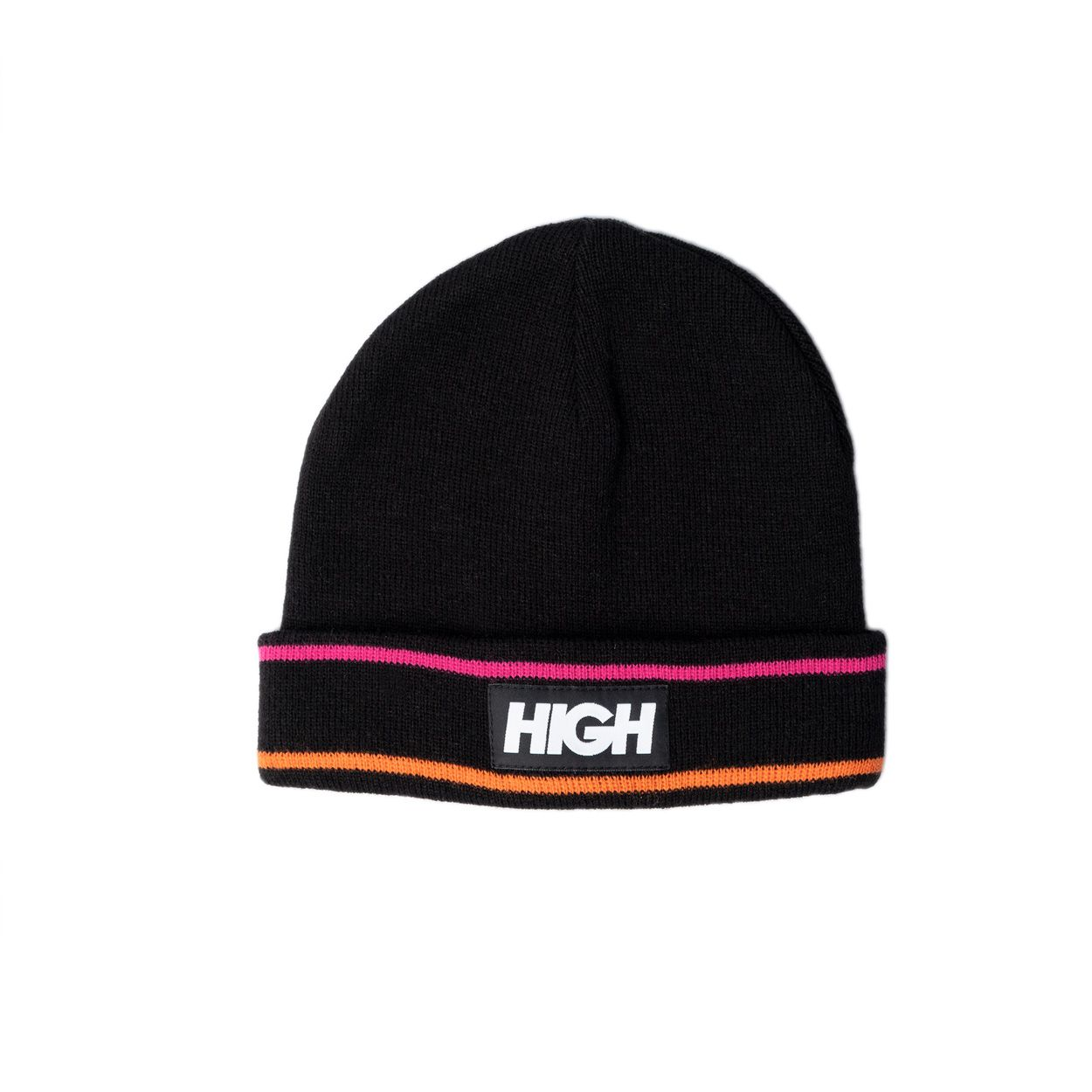 Gorro High Beanie Kidz Black