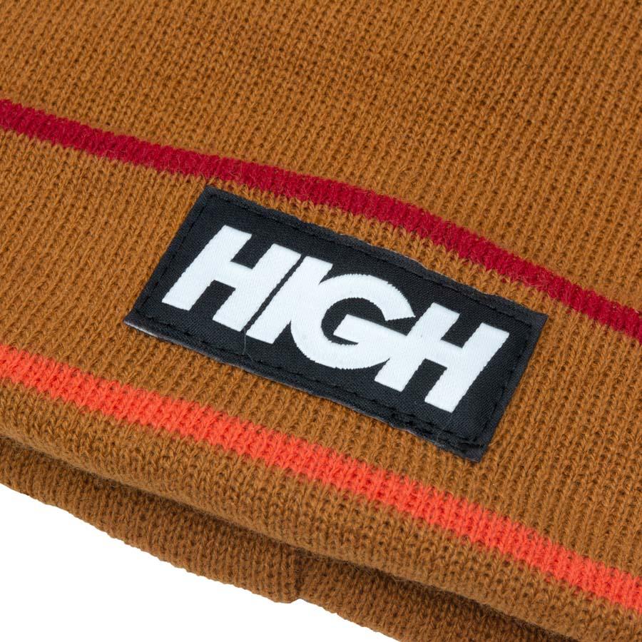Gorro High Beanie Kidz Brown