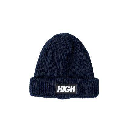 Gorro HIGH Beanie Label Navy