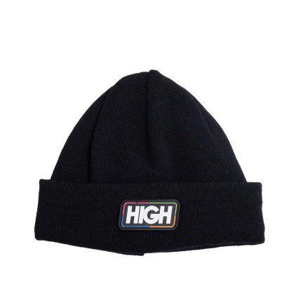 HIGH Beanie Sport Black