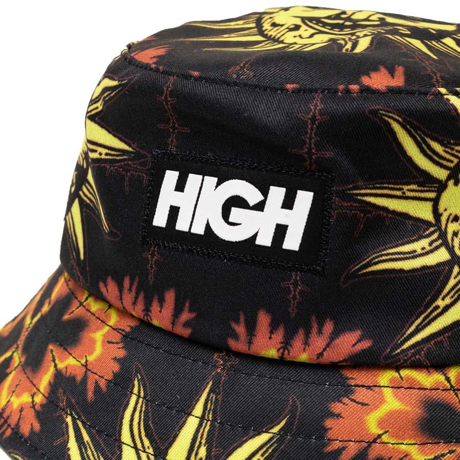 HIGH Bucket Hat So Good Black