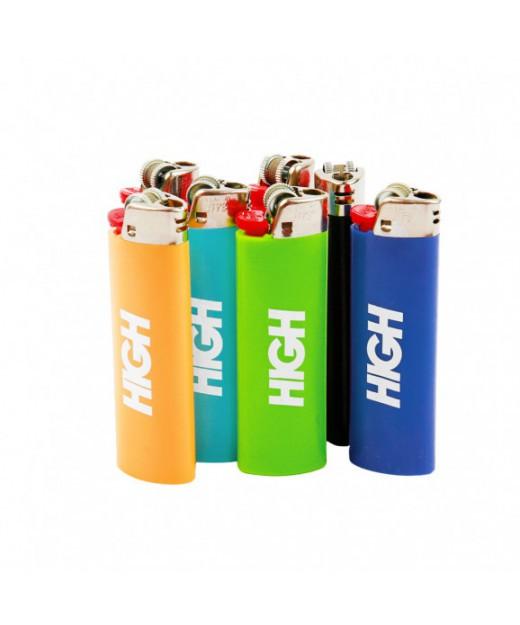 HIGH Lighter Fire Light Blue